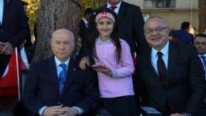 MHP Genel Başkanı Devlet Bahçeli, Manisa'nın Alaşehir İlçesi'nde Toplu Açılış ve Temel Atma Töreni'ne katıldı