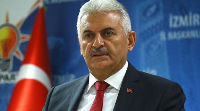 Başbakan Yıldırım'dan Akıncı Üssü davasına müdahillik talebi