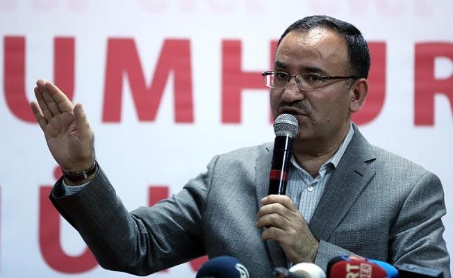 Bozdağ: Kılıçdaroğlu'nun sözlerinin tamamı yalanın daniskasıdır
