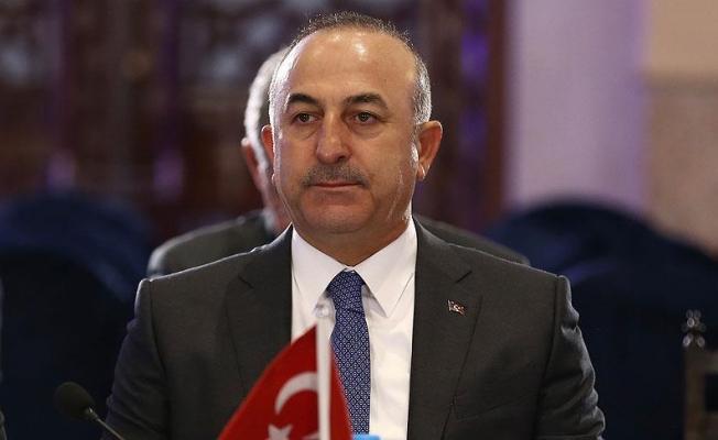Çavuşoğlu: Türkiye'de hainlere yer yok!