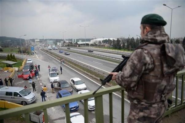 İstanbul girişlerinde 'Kurtkapanı 2' denetimi