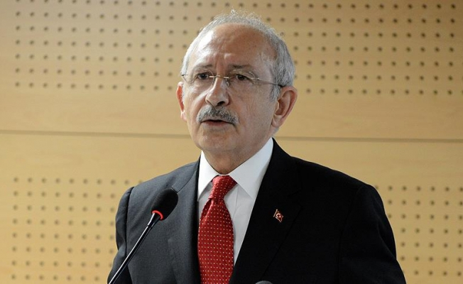 Kılıçdaroğlu: Bu anayasa değişikliği dipsiz kuyuya benziyor