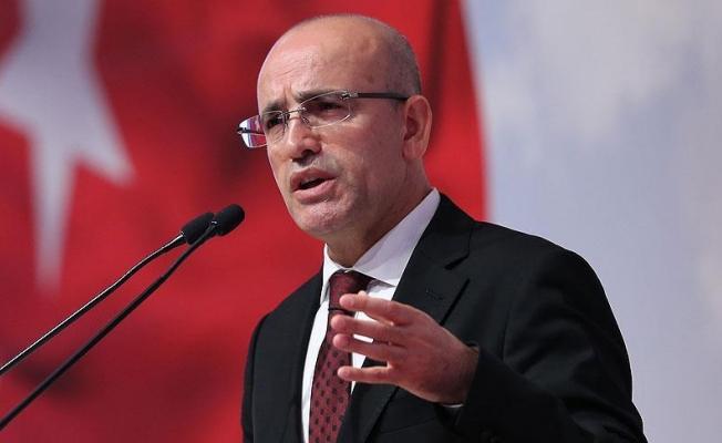 Şimşek: Anayasa değişikliği Türkiye'nin önünü açacak