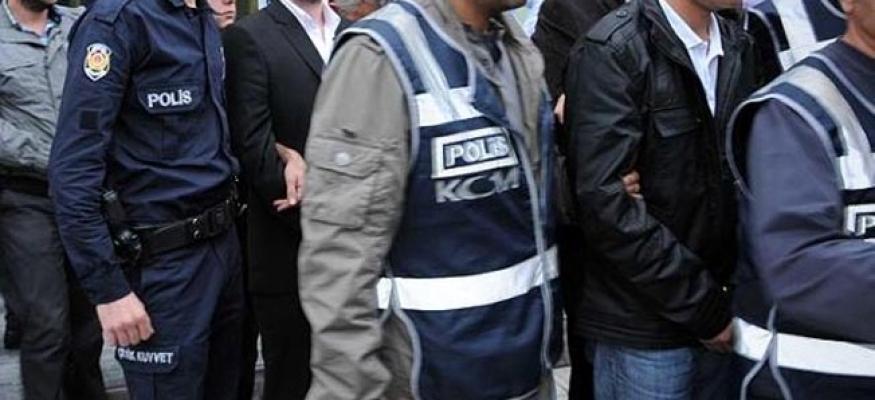 25 ceza infaz ve koruma memuru FETÖ'den gözaltına alındı