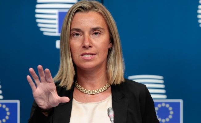 Mogherini: Türkiye ile konuşmaya devam edeceğiz