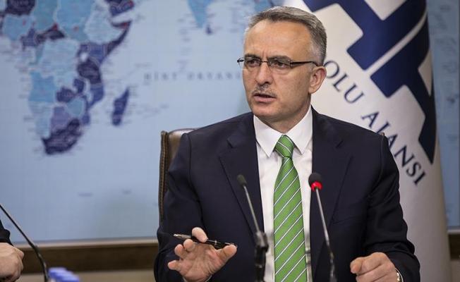 Maliye Bakanı Ağbal: Mali disiplinden vazgeçmemiz asla söz konusu değil