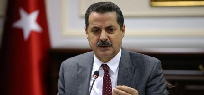 Bakan Çelik: Bu devlet, böyle gecekondu devleti değil