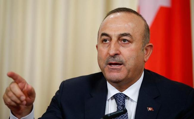 Çavuşoğlu: AGİT'in görevi siyasi yorumlar yapmak değil
