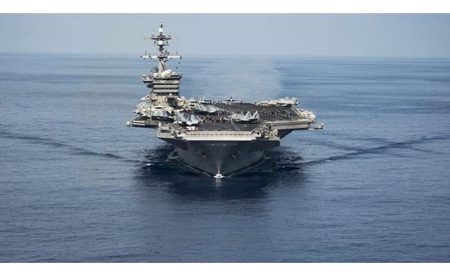 Çok güçlü bir donanma gönderiyoruz