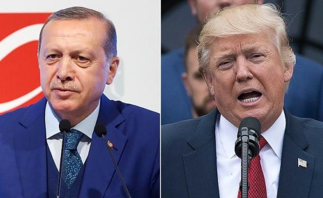 Cumhurbaşkanı Erdoğan 16-17 Mayıs'ta Trump ile görüşecek