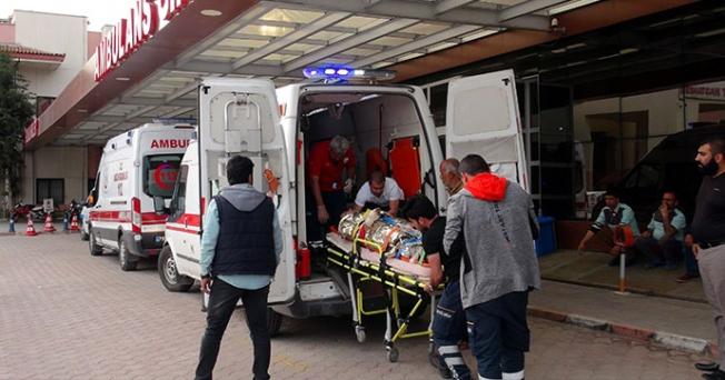 El Bab'da yaralanan 4 Suriyeli Kilis'e getirildi