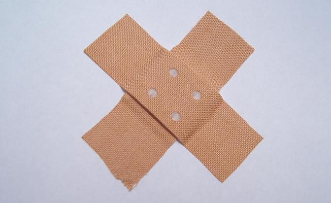 İyileşmeyi takip eden akıllı bandajlar yolda