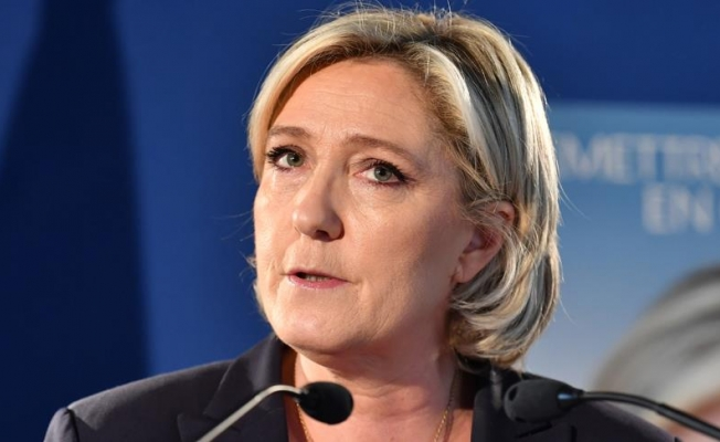 Le Pen: Savaşta savaşçılarıma önderlik etmemeyi düşünemem