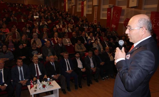 MHP'li Karakaya: Türk milletinin verdiği karar, tepkiyi değil övgüyü hak ediyor