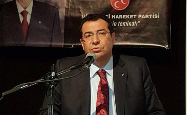 """MHP'li Tanrıkulu: """"Güçlü ve Büyük Türkiye"""" İçin MHP'de Kenetleniyoruz"""