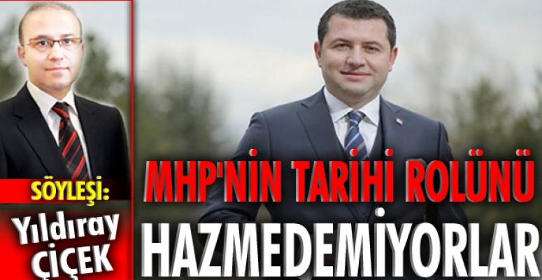 MHP'nin Tarihi Rolünü Hazmedemiyorlar