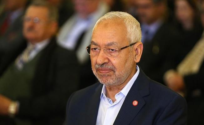 Nahda Hareketi lideri Gannuşi'den referandum açıklaması