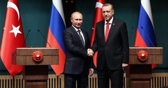 Putin ve Erdoğan'ın görüşme gündemi belirlendi
