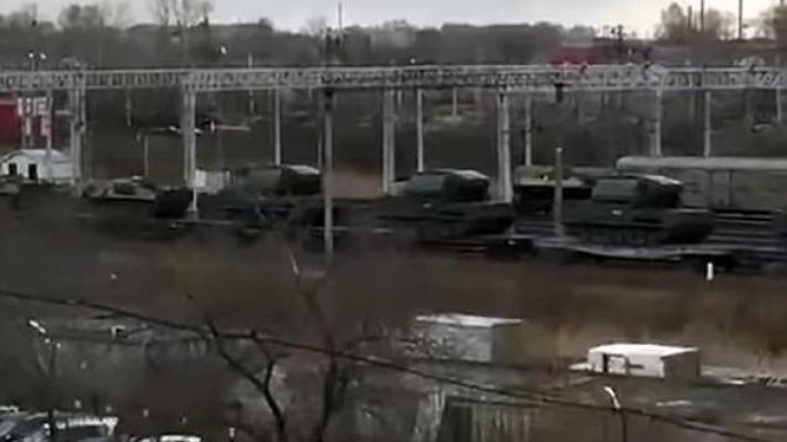 Rusya Kuzey Kore sınırına asker yığıyor