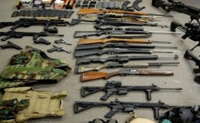 Terör saldırılarında ABD silahları