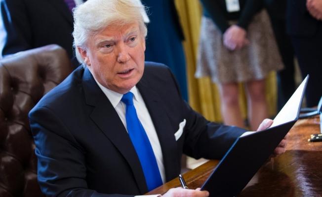 Trump: 'Vergi reformunu önümüzdeki hafta açıklayacağım'