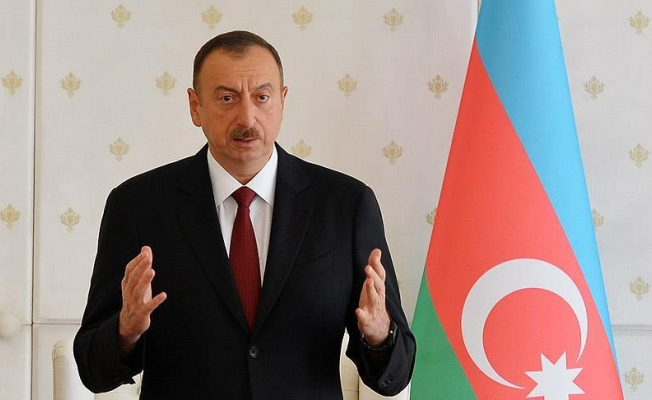 Aliyev: Ateşkes ihlallerinin sorumlusu Ermenistandır