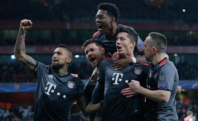 Bayern Münih Guinness Rekorlar Kitabı'na girdi