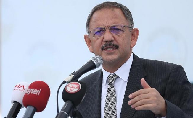 Çevre ve Şehircilik Bakanı Özhaseki'nin annesi vefat etti