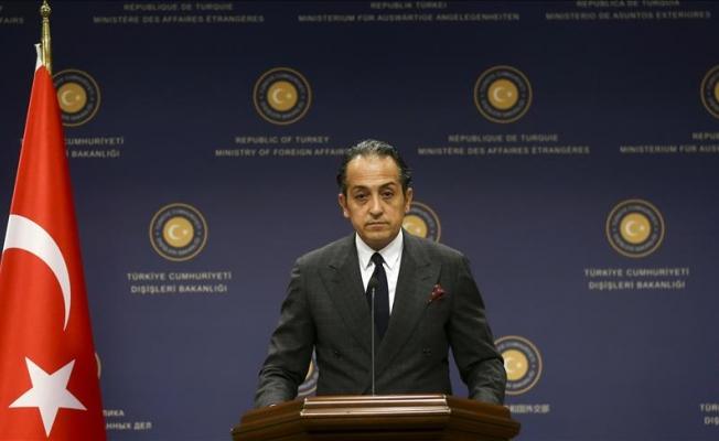 Dışişleri: Türkiye, haklı davasında dost ve kardeş Azerbaycan'ın yanında olmaya devam edecektir