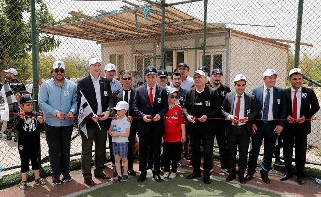 Erbil'de Beşiktaş Futbol Okulu açıldı