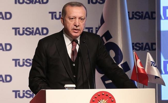 Erdoğan: Ben bu milletin izzetini ayaklar altına aldırtmam