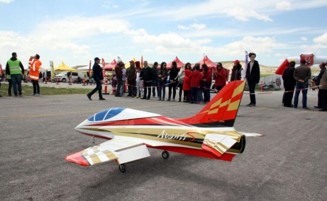 """Eskişehir'de """"Model Uçak ve Helikopter Festivali"""""""