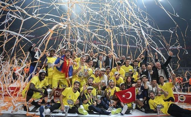 Fenerbahçe tarih yazdı