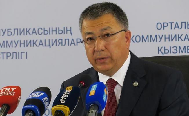 Güney Kazakistan eyaleti Valisi Tuymebayev: Latin alfabesine geçmekte Türkiye'yi örnek alacağız