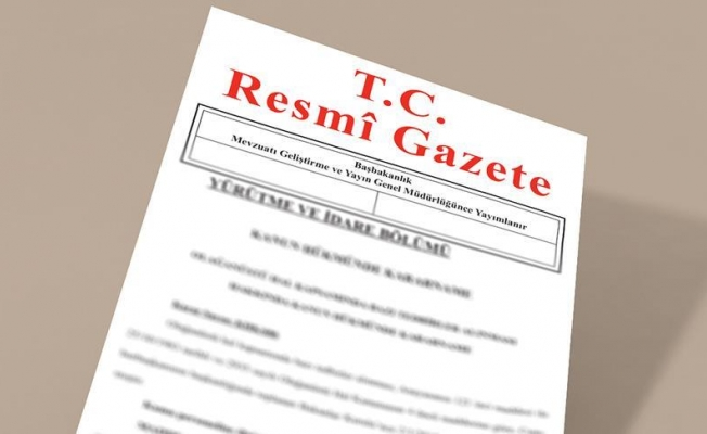 'HSK Üyeli̇ği̇ne Seçme Kararları' Resmi Gazete'de