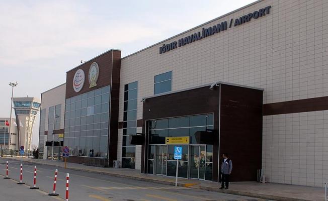 Iğdır Havalimanı'na 15 Temmuz şehidinin ismi verildi