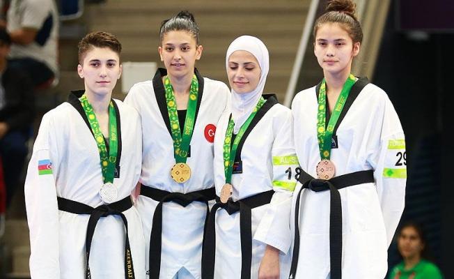 İslami Dayanışma Oyunları'nın 5. gününde 54 altın madalya