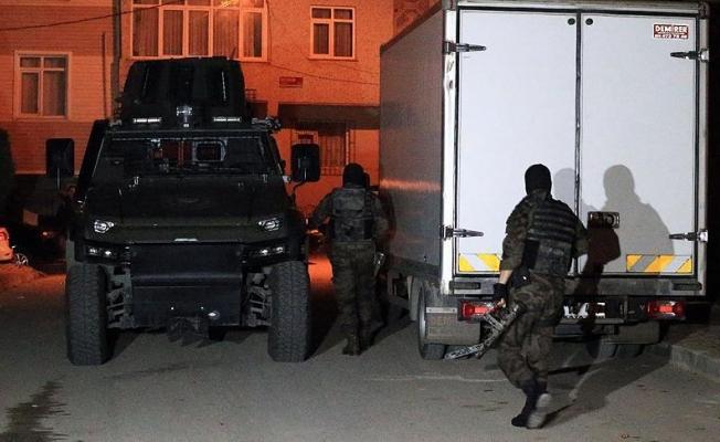 İstanbul'un 4 ilçesinde DEAŞ operasyonu