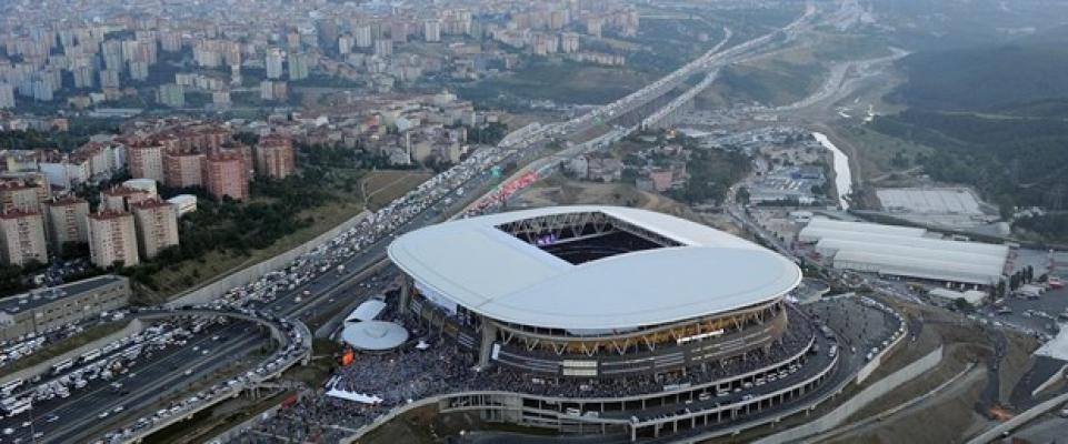 İşte Galatasaray'ın stadının yeni adı!