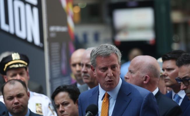 """New York Belediye Başkanı: """"Bunun terör eylemi olduğuna dair hiçbir gösterge yok"""""""