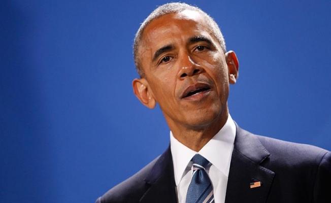 Obama tatil için Endonezya'da