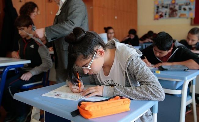 Ortaokul 8'inci sınıfların mazeret sınavları hafta sonu yapılacak