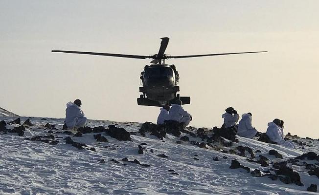 PKK'nın sözde 'bölge sorumlusu' öldürüldü