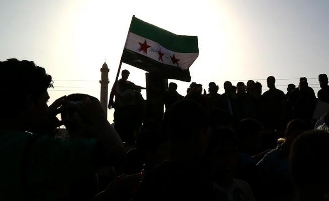 Suriyeli muhaliflerden Riyad Deklarasyonu'na destek
