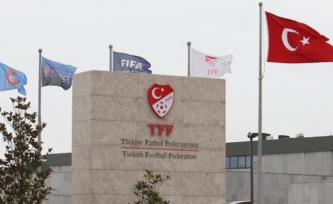 TFF'den disiplin uygulamalarına ilişkin açıklama