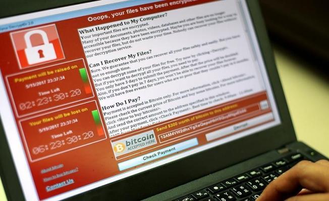 Türkiye'de WannaCry bağlantılı 166 çeşit fidye yazılımı tespit edildi