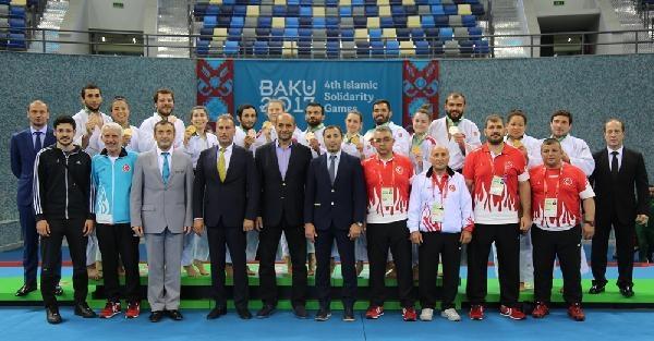 Türkiye Judo Milli Takımı 4 altın, 4 gümüş ve 4 bronz madalya elde etti
