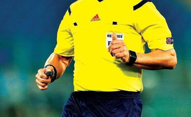 Fenerbahçe-Sturm Graz maçına İngiliz hakem