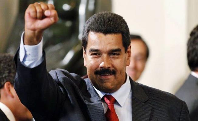Venezuela Devlet Başkanı Maduro'dan Başkan Trump'a yaptırım tepkisi