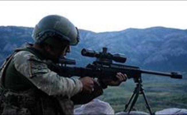 Hakkari'deki terör operasyonunda 5 terörist daha etkisiz hale getirildi